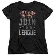 Justice League (Movie) | Join The League | Women's T-shirt