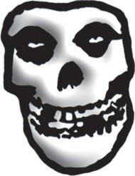 Misfits | Skull | Lapel Pin