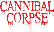 Cannibal Corpse | Logo | Rub On Sticker