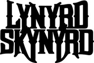 Lynyrd Skynyrd | Logo | Rub On Sticker