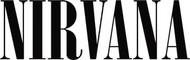 Nirvana | Logo | Rub On Sticker