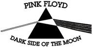 Pink Floyd | TDSOM | Rub On Sticker