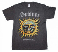 Sublime | Logo Stamp Sun | Men's T-shirt