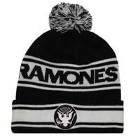 Ramones | Eagle | Pom Beanie