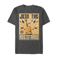 Star Wars | Resist Raised Fist | Men's T-shirt