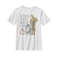 Star Wars | Rebels | Youth Tee