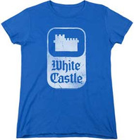 White Castle | Classic Logo | Womens Tee