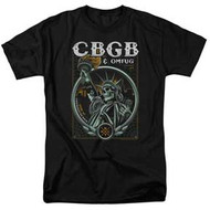 CBGB | Liberty Skull | Men's T-shirt