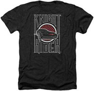 Knight Rider | Logo | Men's Heather Tee