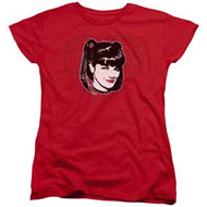 NCIS | Abby Heart | Womens Tee