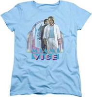 Miami Vice | Miami Heat | Womens Tee