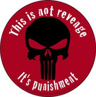 Punisher | Punishment | Sticker
