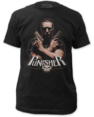 Punisher | Crossfire| Mens T-shirt