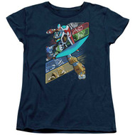 Voltron : Legendary Defender | Crisscross | Women's T-shirt