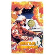Atari | Missle Command | Towel