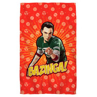 The Big Bang Theory | Bazinga | Towel
