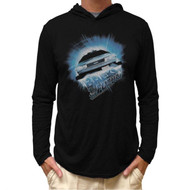 Back To The Future - Go Go Go - Hooded Tee