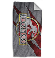 Jurassic Park | Slash Logo | Towel