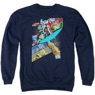 Voltron : Legendary Defender | Crisscross | Crewneck Sweatshirt