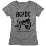 AC/DC | About To Rock Again | Women's T-shirt