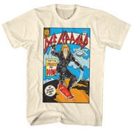 Def Leppard - Comic