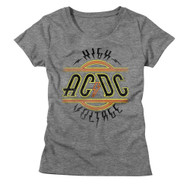 AC/DC | High Voltage | Women's T-shirt