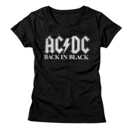 AC/DC | Back In Black 2 | Women's T-shirt