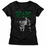 AC/DC | Angus Growl | Women's T-shirt