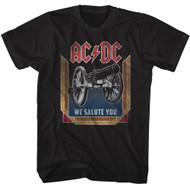 AC/DC | We Salute You | Men's T-shirt