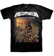 Helloween | Walls Of Jericho | Men's T-shirt