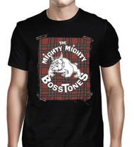 Mighty Mighty Bosstones | Plaid Badge Boys Boston | Men's T-shirt