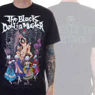 The Black Dahlia Murder | Kings Of The Nightworld | Men's T-shirt