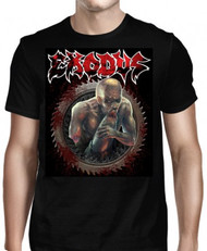 Exodus   Salt The Wound   Men's T-shirt