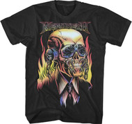 Megadeth | Vic Rattlehead | Men's T-shirt