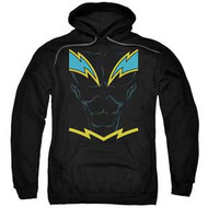 Black Lightning | Black Lightning  | Heavyweight Hoodie