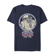 Star Wars | Droid For Me | Men's T-shirt
