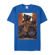 Black Panther | King Panther | Men's T-shirt