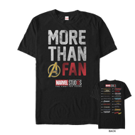 Marvel | Marvel Fan  | Mens T-shirt