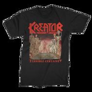 Kreator | Terrible Certainty | Men's T-shirt