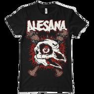 Alesana | Damaged Birdskull | Men's T-shirt