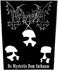 Mayhem | Deathlike Silence | Backpatch