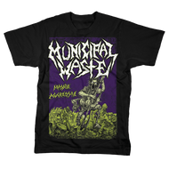 Municipal Waste | Massive Aggressive | Men's T-shirt