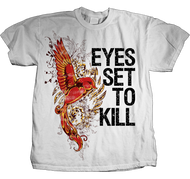 Eyes Set To Kill | Mocking Bird | Men's T-shirt