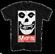 Misfits | Classic Fiend Square | Men's T-shirt