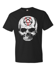 Volatile | V Pentagram Skull | Men's T-shirt