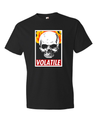 Volatile | Obey | Men's T-shirt