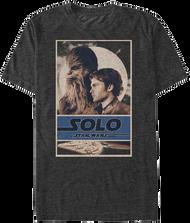 Star Wars : Solo | Dark Solo | Men's T-shirt