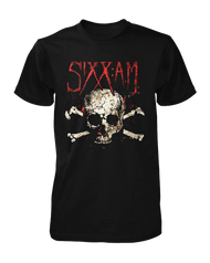 Sixx: AM | Darkness Skull | Men's T-shirt