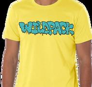 WildPack | Logo |  Men's T-shirt | Yellow