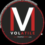 Volatile | VM | Round Sticker